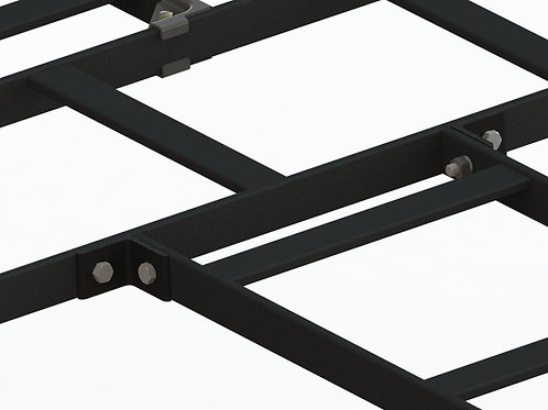"""104110 Corner Support Bracket for 1.5""""h / 15""""w ( 381m) Cable Runway"""