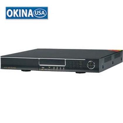 501880 16-Channel H.264 960H DVR 240fps