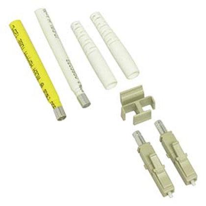 102893 Fiber Optic LC Multimode Duplex 2mm Connect