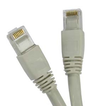 100757GY 7Ft Cat6A UTP Ethernet Network Booted C