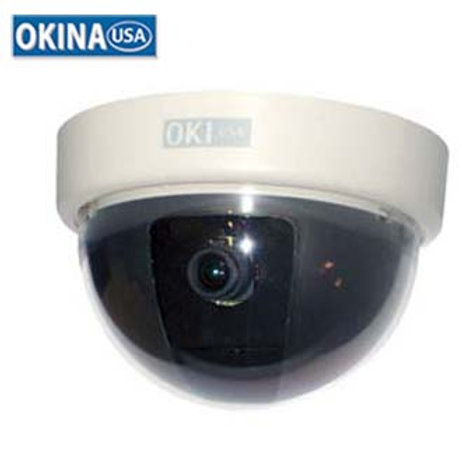 500707WT Sony Super HAD Dome 420TL White, SSD4-742