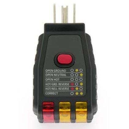 252026 AC GFCI Circuit Tester