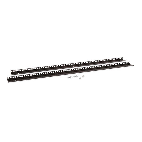 103877 12U Wall Mount Vertical Rail Kit