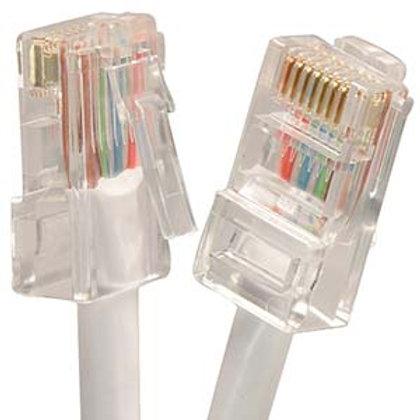 100410WT 100Ft Cat5E UTP Ethernet Network Non Boot