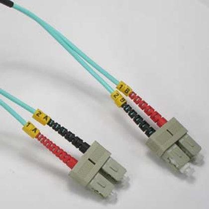 102639 15m SC-SC 10Gb 50/125 OM3 M/M Duplex Fiber
