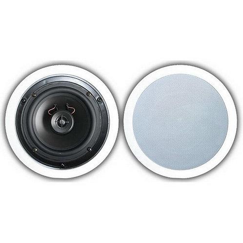 """310333 8"""" 2-Way Ceiling Speaker BLC80, Pair (2pc)"""