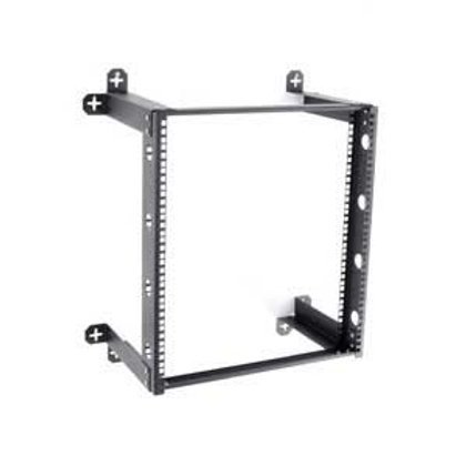 103607 V-Line 12U Fixed Wallmount Rack