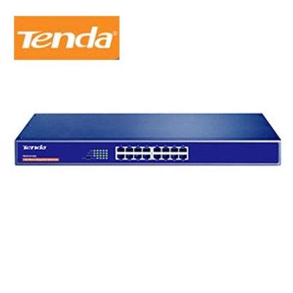 102456 16 Port Gigabit Desktop Switch Tenda TEG101