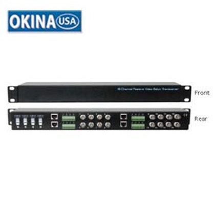 501575 16 Channel Passive Video Balun Transceiver