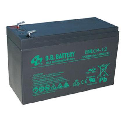 501050 12V 8Ah Battery, T2 Terminal HRC9-12-T2