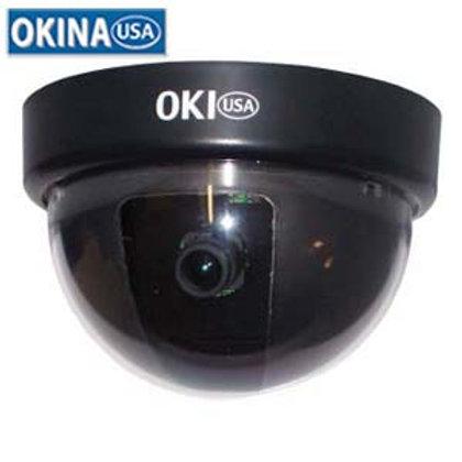 500749BK Mini Effio-E Dome Color Camera, SED4-7610