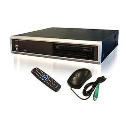 501863 4CH Standalone DVR Server with DVD/RW USB B