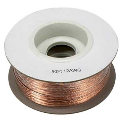 203603 100Ft 12AWG/2 Polarized Speaker Wire Spool