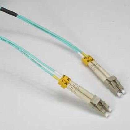 102616 2m LC-LC 10Gb 50/125 LOMMF M/M Duplex Fibe