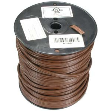 210250BR 250Ft 16/2 SPT-2 Lamp Wire Brown