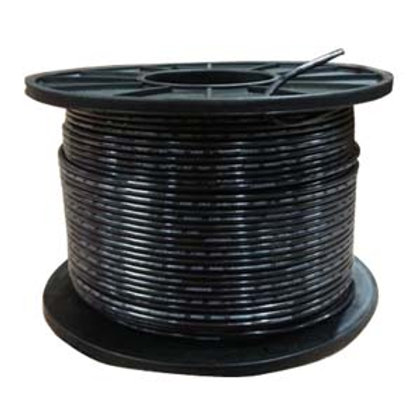 202853BK THHN 12AWG Stranded 500Ft Black