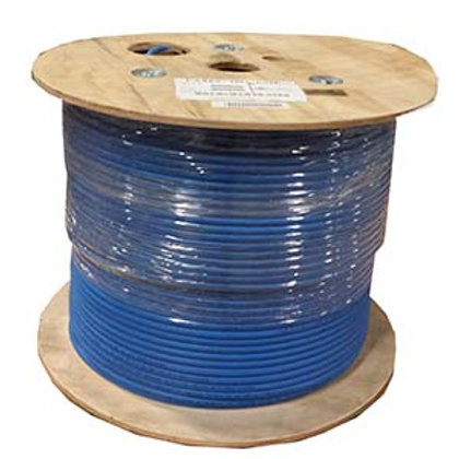 101010BL 1000Ft Cat 6A 10G UTP Solid Wire Plenum C