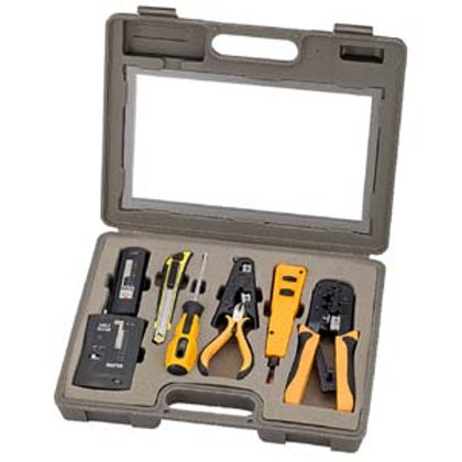 252021 10 Pieces Network Installation Tool Kit