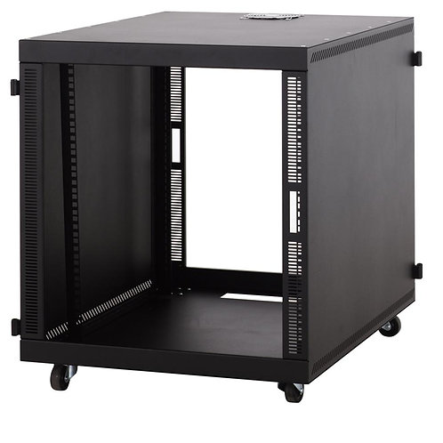 103870 12U Compact SOHO Server Cabinet - No Doors