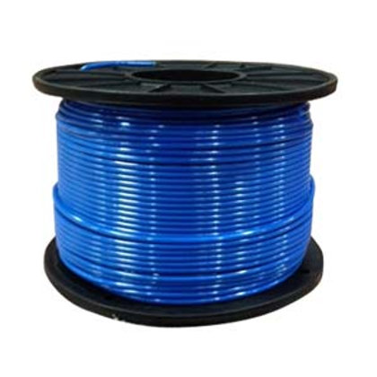 202850BL THHN 14AWG Solid 500Ft Blue