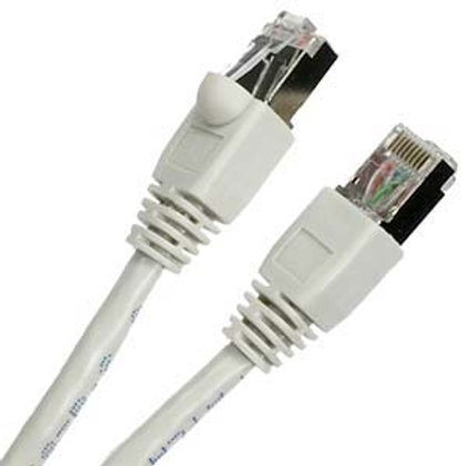 100859GY 15Ft Cat6A Shielded (SSTP) Ethernet Netw