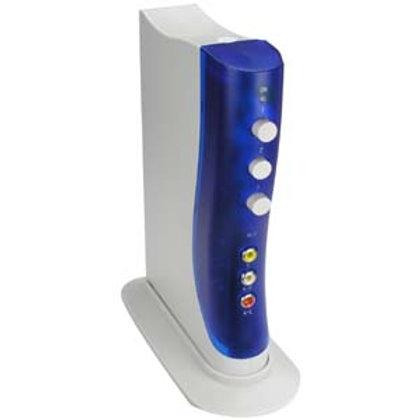 290304 RF Modulator with 3way Audio/Video Selector