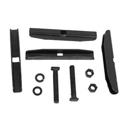 """104113 Butt Splice Kit For 1.5"""" H Stringer Black UL"""
