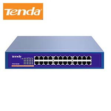 102446 24-Port Gigabit Desktop Rackmount switch Te