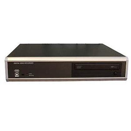 501863-500 4CH Standalone DVR Server with 500GB HD