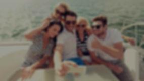 Boat trip in Bali