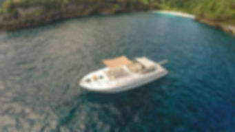 Private Yacht in a Secret Beach in Bali