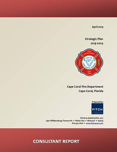 CCFD Strategic Plan Cover