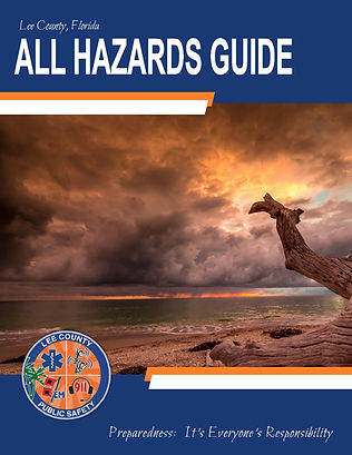 All Hazards 2020 Cover Page - English