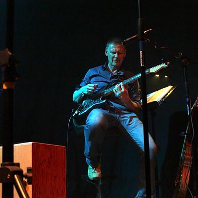 Concert Jazz Tribu + Djill