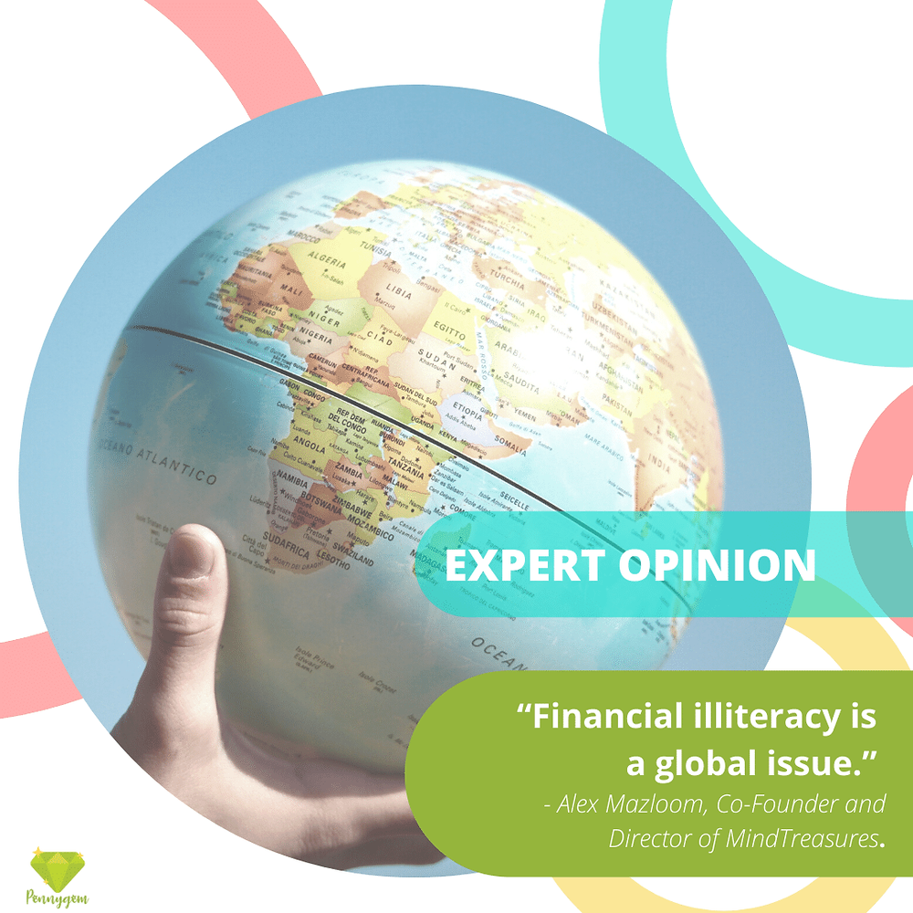 finance, financial literacy, global issue, expert opinion
