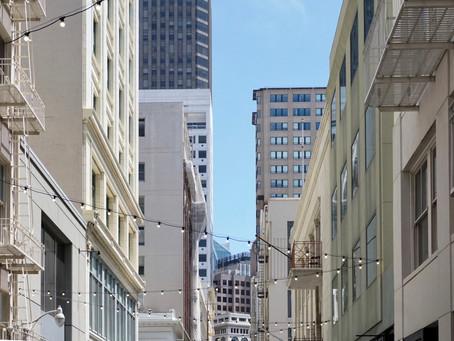 Stukje San Francisco te voet verkennen