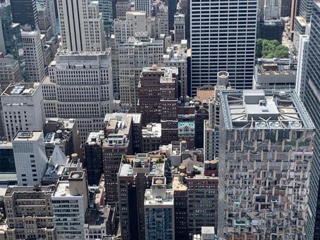 Laatste volle dag New York