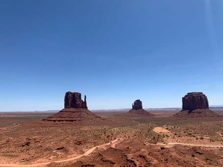 Monument Valley & Antilope Canyon