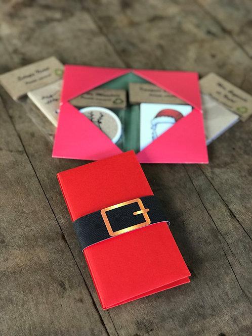 040- Envelope de Natal