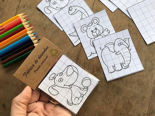 018- Fábrica de Desenhos