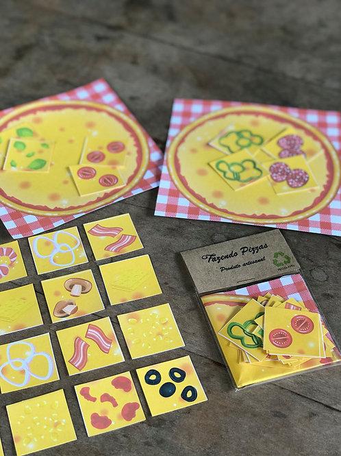 027- Fazendo Pizzas