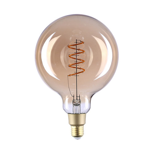 Shelly Vintage G-125 WiFi operated Smart Bulb