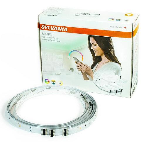 SYLVANIA SMART+ ZigBee Indoor Full Color Flexible Lightstrip Starter Kit