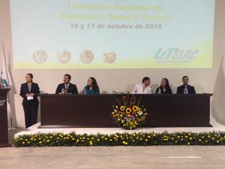 I SIMPOSIO REGIONAL: ALIMENTOS, SALUD Y CIENCIA 2014