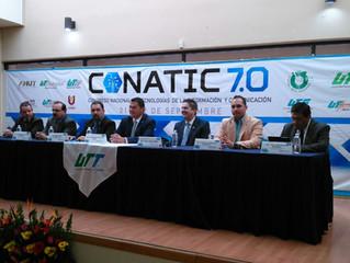 """ALUMNOS Y DOCENTES ASISTEN AL """"CONGRESO NACIONAL DE TECNOLOGÍAS DE LA INFORMACIÓN Y COMUNICACIÓN"""" -"""