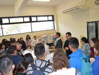 FERIA EDUCATIVA DE UNIVERSIDAD TECNOLÓGICA DE SAN LUIS RÍO COLORADO 2018