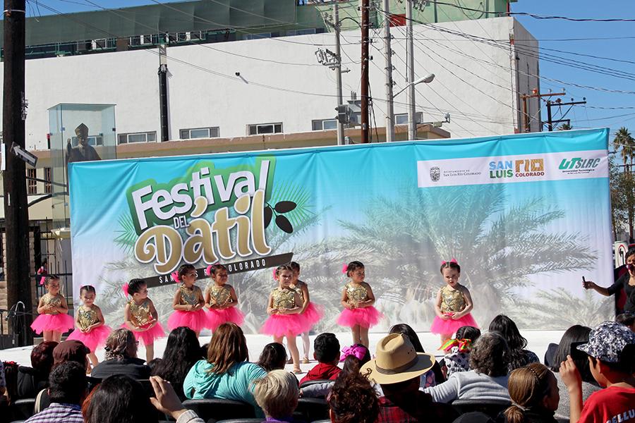 FESTIVAL DEL DÁTIL 2016
