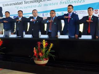 Participan Docentes de la UT en Jornada Internacional de Mecatrónica