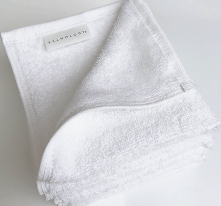 ORGANIC COTTON CLEANSING CLOTHS (5PK)