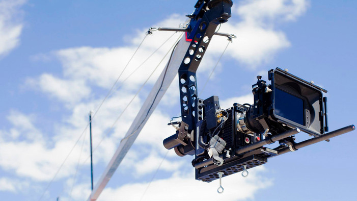 Camera Jib Crane Information / Weight Reduction 101